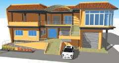 2 Storey Commercial Building